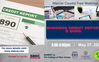 5-27-21 Business Credit Report & DUNS