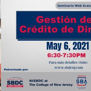 5-6-21 Gestión del Crédito de Dinero