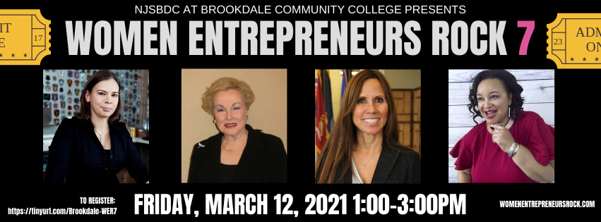 Women Entrepreneurs Rock Series and the Final Event