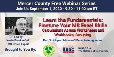 Finetune Your MS Excel Skills