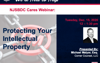 Protecting your Intellectual Property Webinar