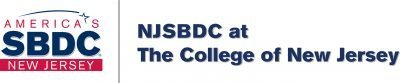 Small Business Development Center at The College of New Jersey Mercer County NJ Logo