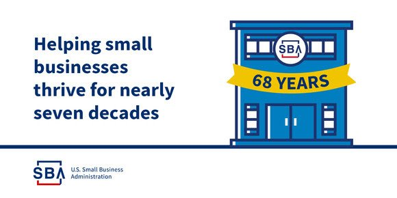 SBA - Helping Businesses for 68 Years