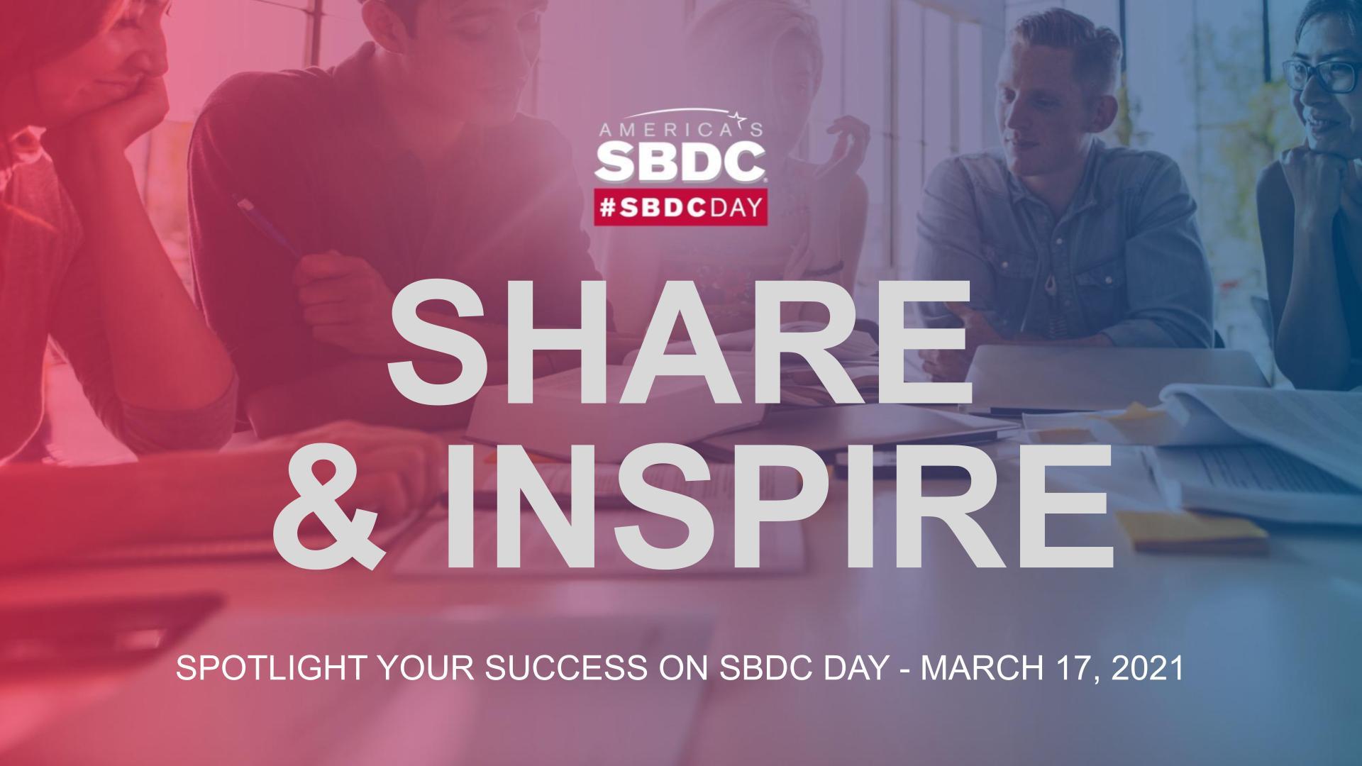 Share & Inspire