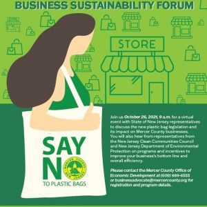 Mercer County Business Sustainability Forum