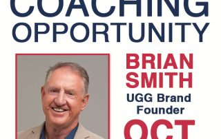 Brian Smith Coaching Opportunity