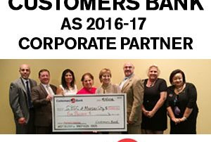 SBDC at TCNJ Announces Customers Bank as Corporate Partner
