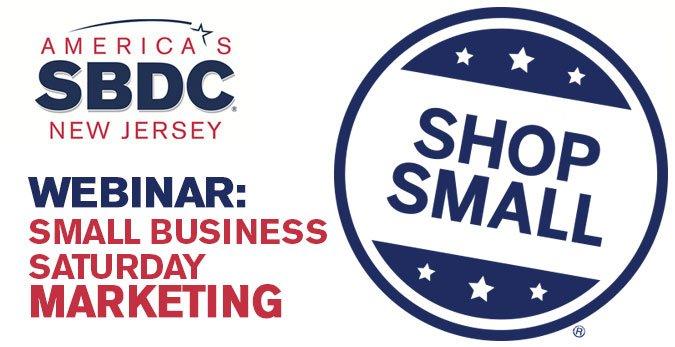 Register Now for November 10 Shop Small Webinar