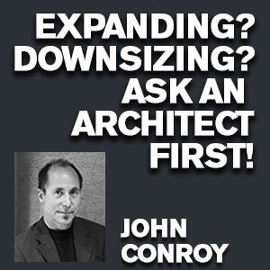 Expanding? Downsizing? Ask an Architect First!