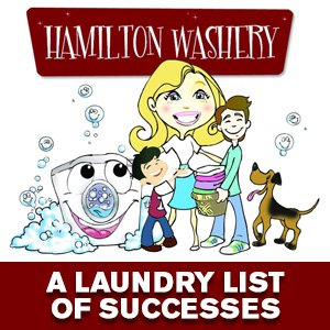 Hamilton Washery: A Laundry List of Successes