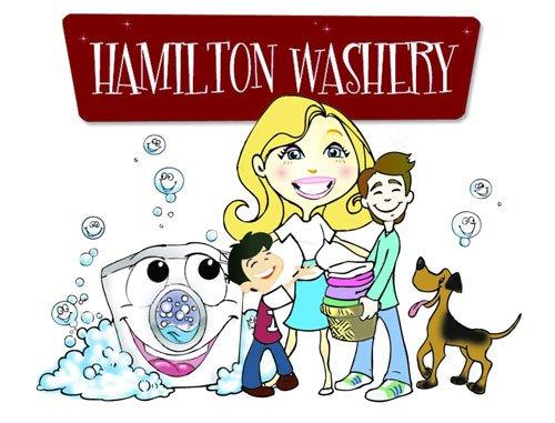 Hamilton Washery Logo