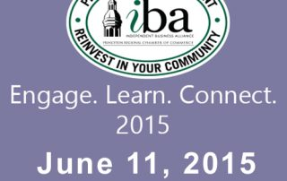IBA 2015 Engage Learn Connect Event