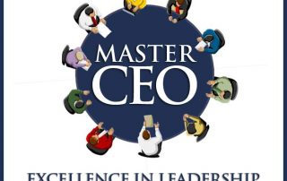 Master CEO: Excellence in Leadership Roundtables Logo