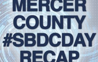 mercer county sbdc recap