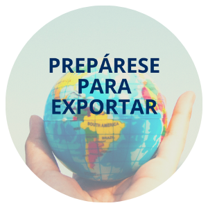Prepárese para Exportar