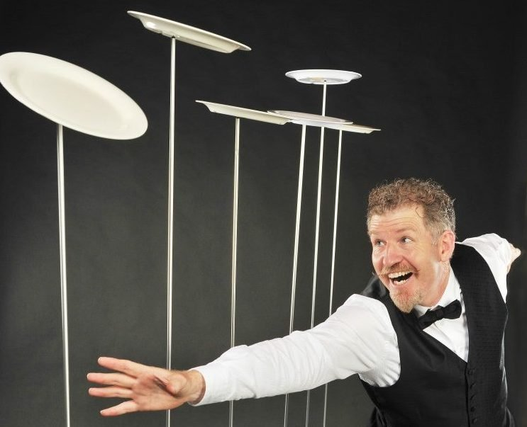 Spinning Plates - Communicating the Virtues of Your Brand