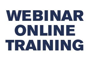Webinar Online Training